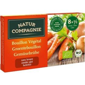 Bouillonblokjes groenten...