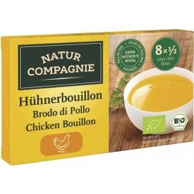 Bouillonblokjes kip