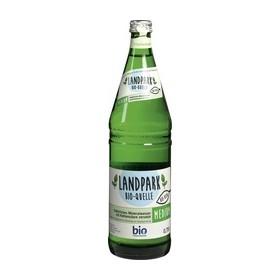 Bronwater met koolzuur