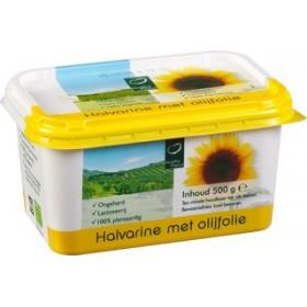 Halvarine met olijfolie