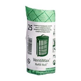 Afvalzakken10L  composteerbaar
