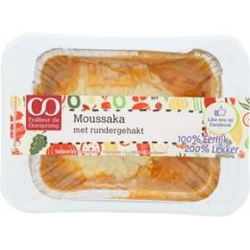 Moussaka vers
