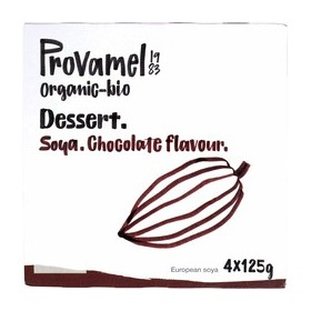 Soja dessert chocola