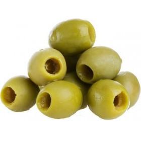 Olijven groen met knoflook...