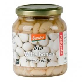 Witte bonen in glas